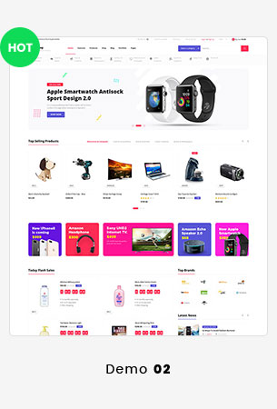 Puca - سمة WooCommerce للجوّال محسّنة - 45