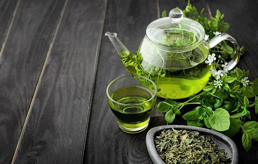 شاي الصبر للتخلص من رائحة الجسم الكريهة