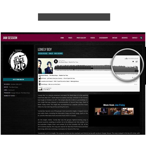 موضوع وورد الموسيقى - JamSession - SoundCloud