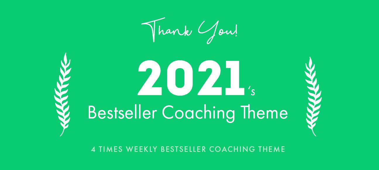 موضوع التدريب الأكثر مبيعًا لعام 2021 بواسطة pixelwars - موضوع تدريب efor WordPress للمدربين