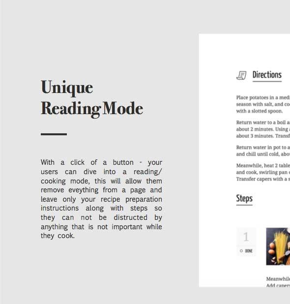 نبتون - موضوع للمدونين والطهاة وصفات الطعام - 10