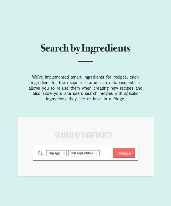 نبتون - موضوع للمدونين والطهاة وصفات الطعام - 21