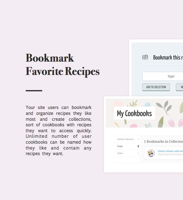 نبتون - موضوع للمدونين والطهاة وصفات الطعام - 24