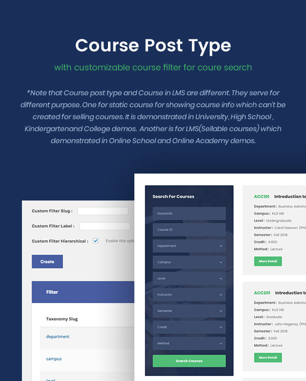Kingster - Education WordPress للجامعة والكلية والمدرسة - 8