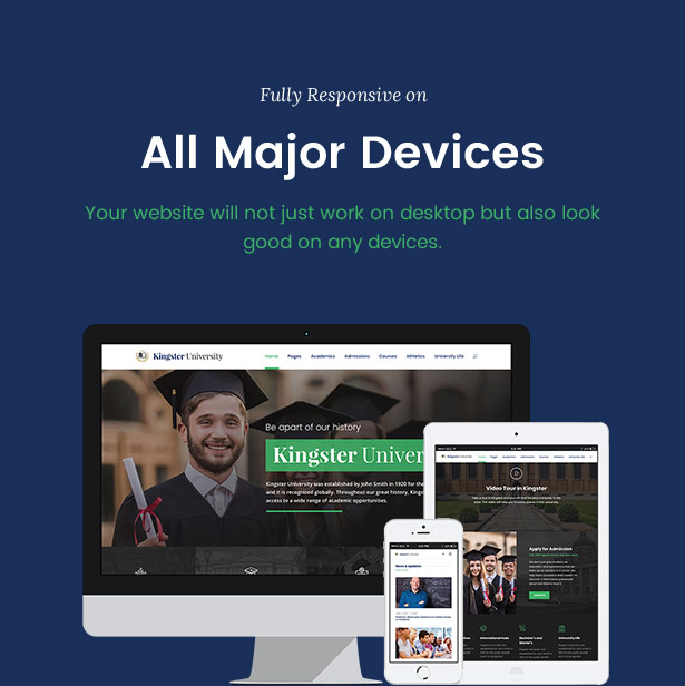 Kingster - Education WordPress للجامعة والكلية والمدرسة - 15