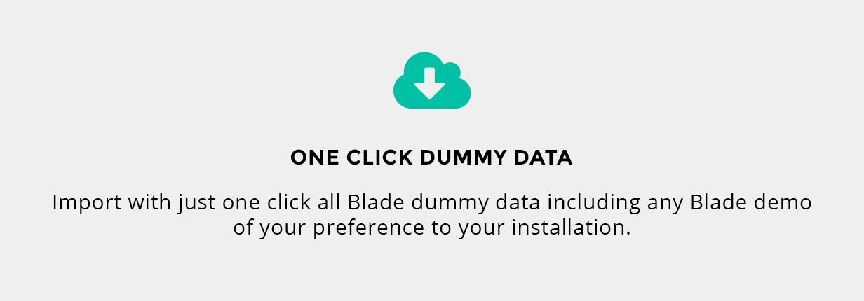 بيانات وهمية