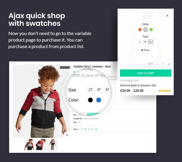 CiyaShop - موضوع WooCommerce WordPress متعدد الأغراض مستجيب - 8