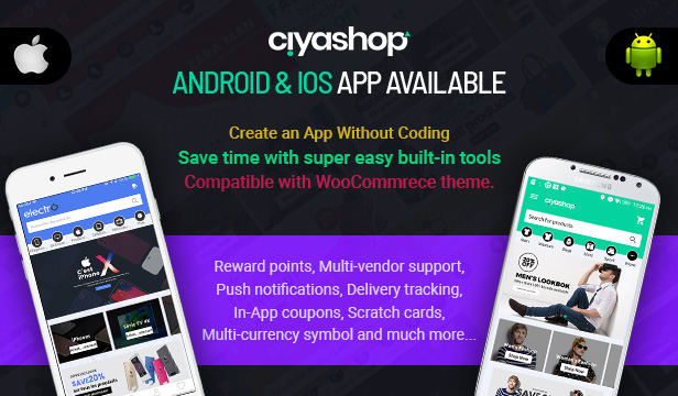 CiyaShop - موضوع WooCommerce WordPress متعدد الأغراض مستجيب - 2