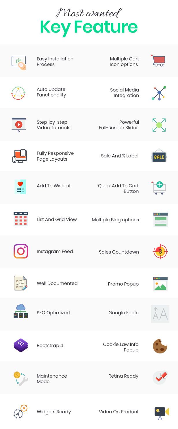 CiyaShop - موضوع WooCommerce WordPress متعدد الأغراض مستجيب - 20