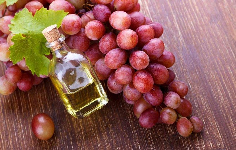 خصائص زيت بذور العنب للشعر