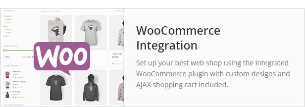 تكامل WooCommerce