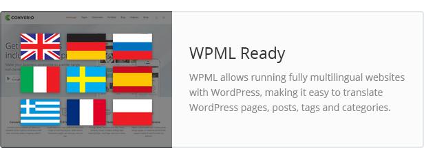 دعم WPML
