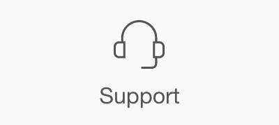 الدعم