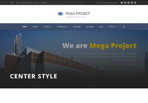 مشروع ضخم - إنشاءات WordPress - 3