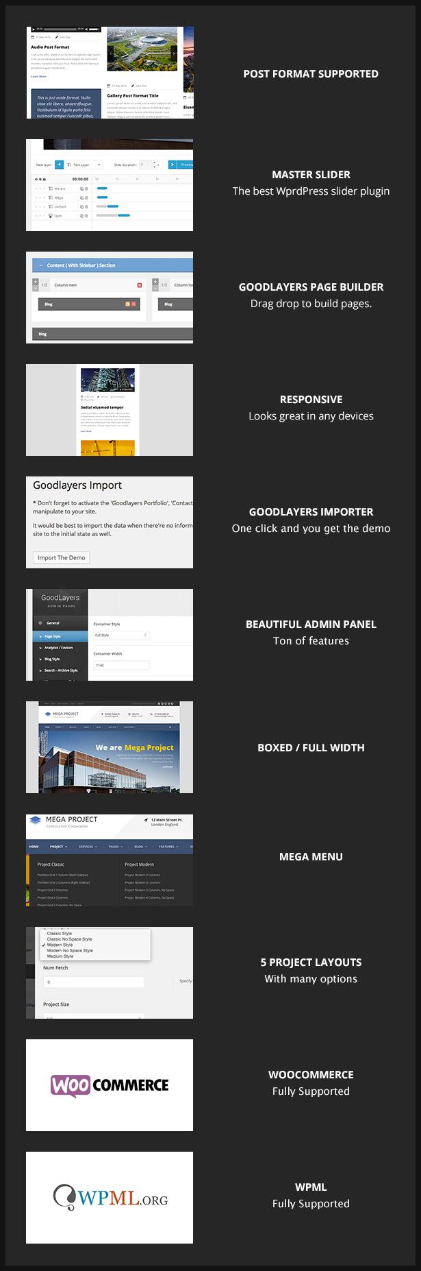 مشروع ضخم - إنشاءات WordPress - 6