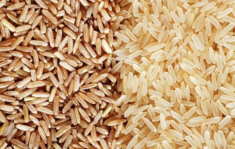 أرز بني