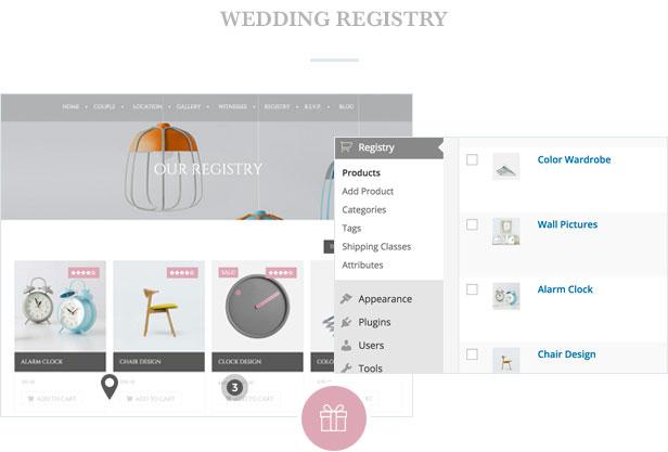 صناعة الزفاف - زفاف زوجين متعدد الأغراض WP - 3