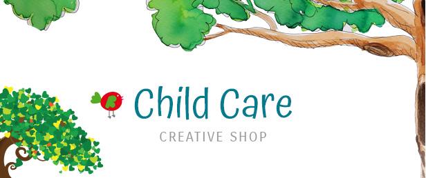 متجر الإبداع رعاية الطفل