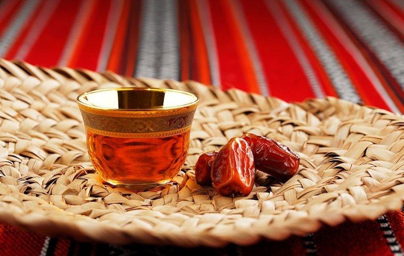 القهوة العربية - آداب الشرب