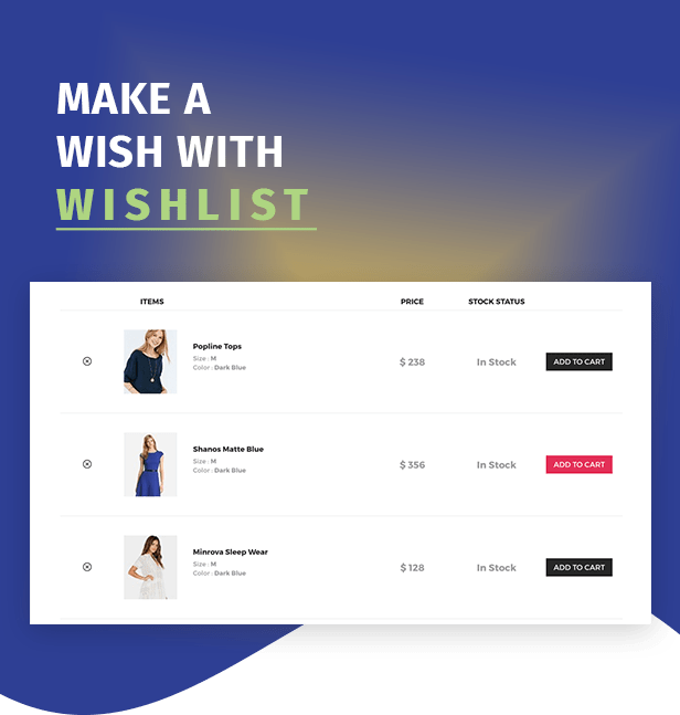 Moon Shop - سمة WordPress للتجارة الإلكترونية المستجيبة لـ WooCommerce - 11