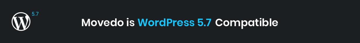 Movedo WordPress 5.7.1
