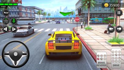 أكاديمية ألعاب السيارات 3D لتعليم قيادة السيارات أكو وب