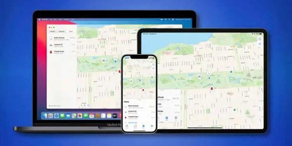 مشاركة الموقع بين أجهزة Apple