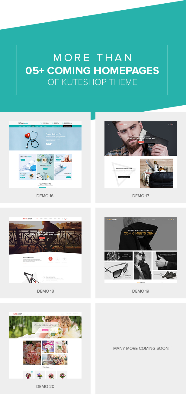 KuteShop - موضوع WooCommerce والأزياء والإلكترونيات والسوق (يدعم RTL) - 7