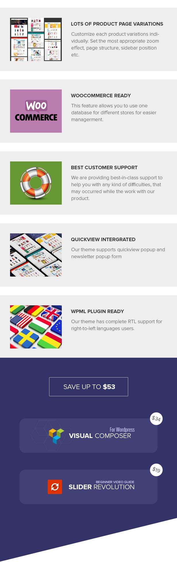 KuteShop - موضوع WooCommerce للموضة والإلكترونيات والسوق (يدعم RTL) - 13