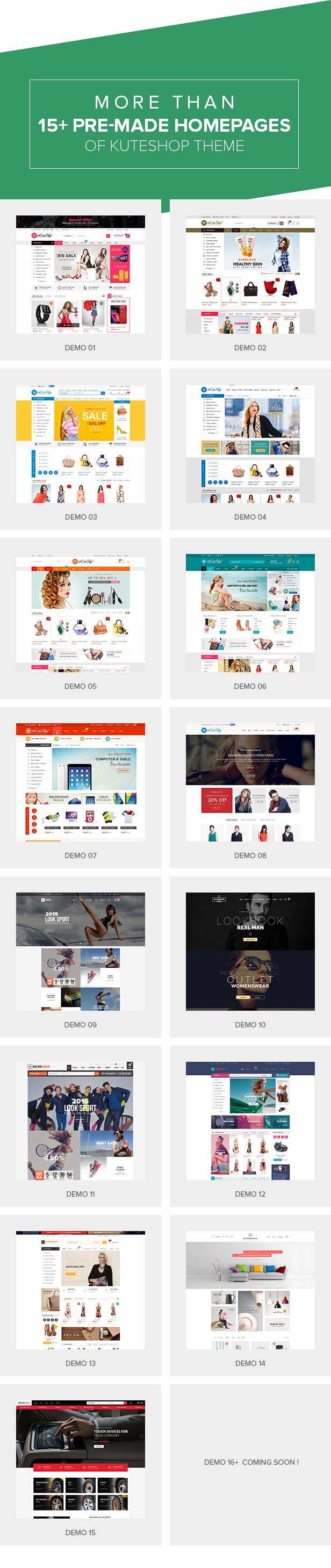 KuteShop - موضوع WooCommerce للموضة والإلكترونيات والسوق (يدعم RTL) - 10