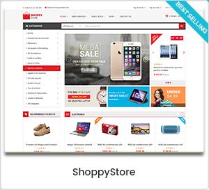 ShoppyStore - موضوع ووردبريس متعدد الأغراض