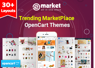 eMarket - موضوع MarketPlace متعدد البائعين أو سمة WordPress (أكثر من 35 صفحة رئيسية و 3 تخطيطات للجوال) - 5