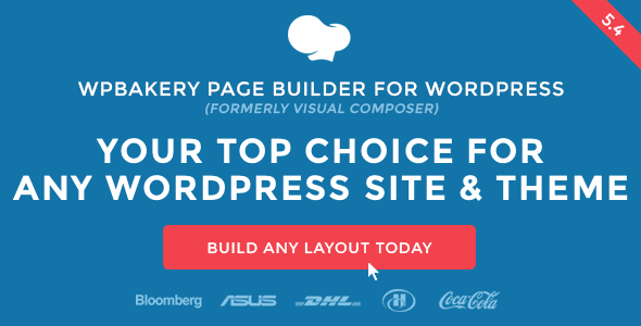 المؤلف المرئي: Page Builder for WordPress - CodeCanyon Item للبيع