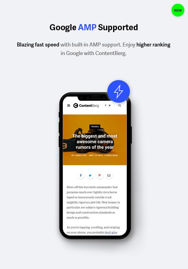 جوجل AMP