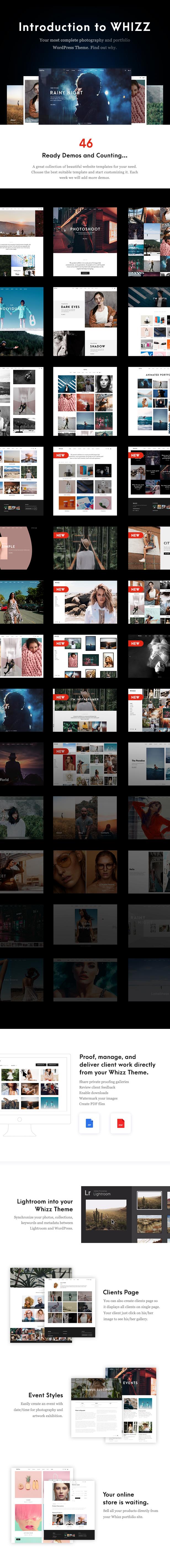 أزيز التصوير الفوتوغرافي WordPress - 6