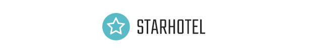 Starhotel - موضوع فندق ووردبريس