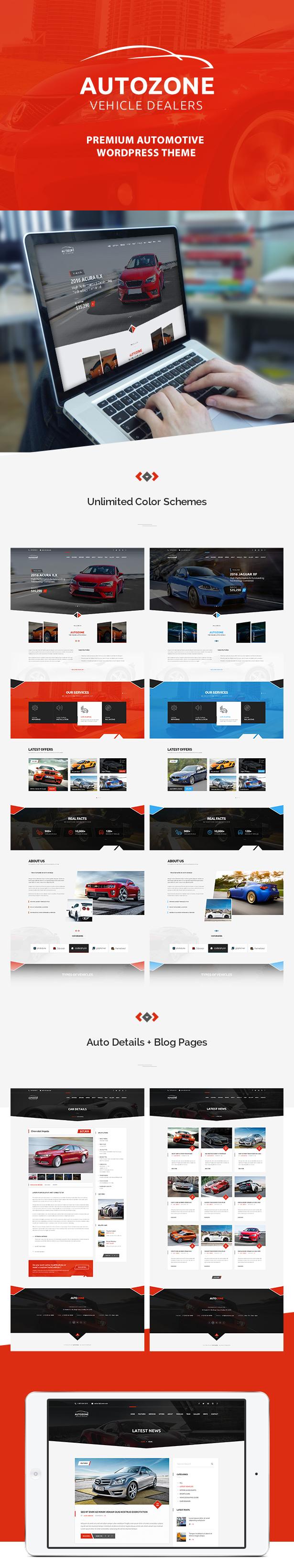 Autozone - موضوع تاجر السيارات وتأجير السيارات - 3