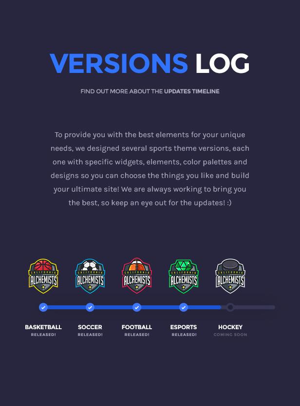 The Alchemists WordPress Theme