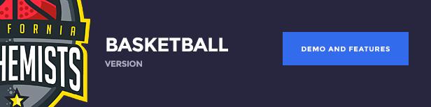 The Alchemists WordPress Theme - نسخة كرة السلة