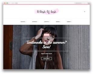 Piemont - سمة مدونة WordPress سريعة الاستجابة وأسلوب الحياة المتميز - 5