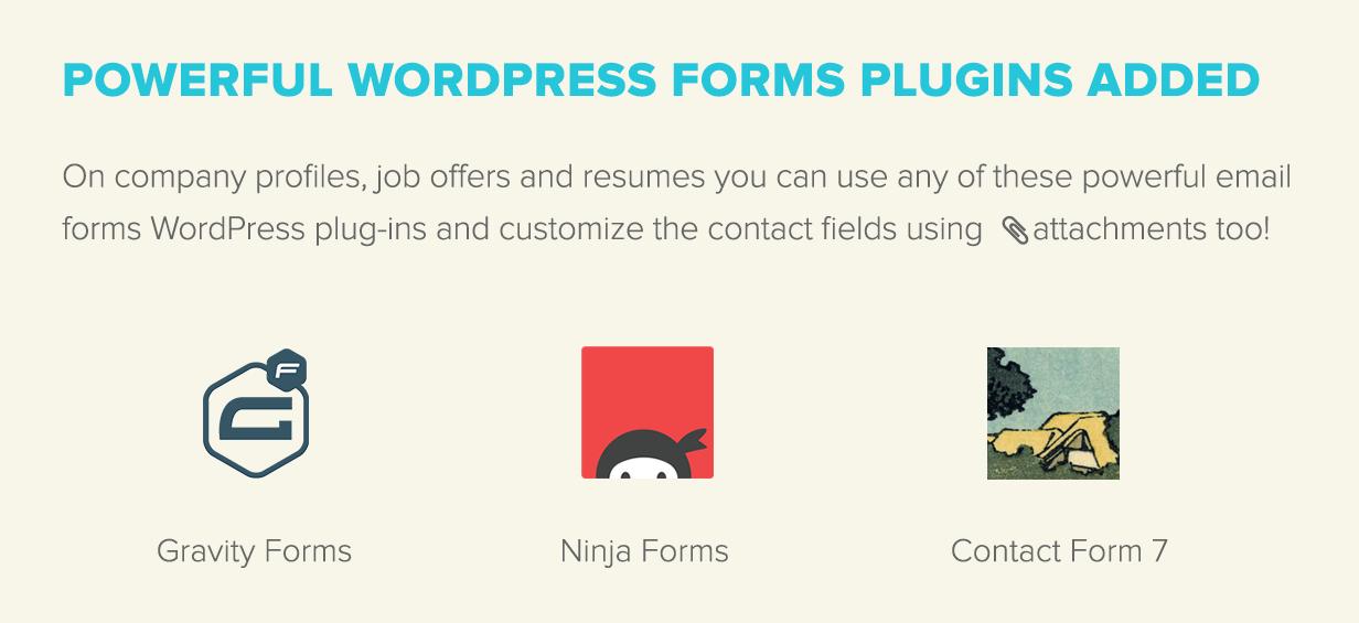 WPJobus - لوحة الوظائف والسير الذاتية لموضوع WordPress - 3