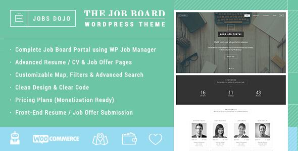 WPJobus - لوحة الوظائف والسير الذاتية لموضوع WordPress - 21