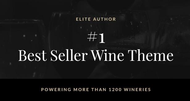 Villenoir - Vineyard ، Winery & Wine ، موضوع النبيذ الأكثر مبيعًا