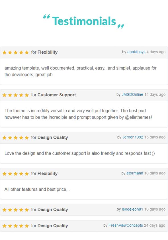 The Simple - Business WordPress Theme - 6