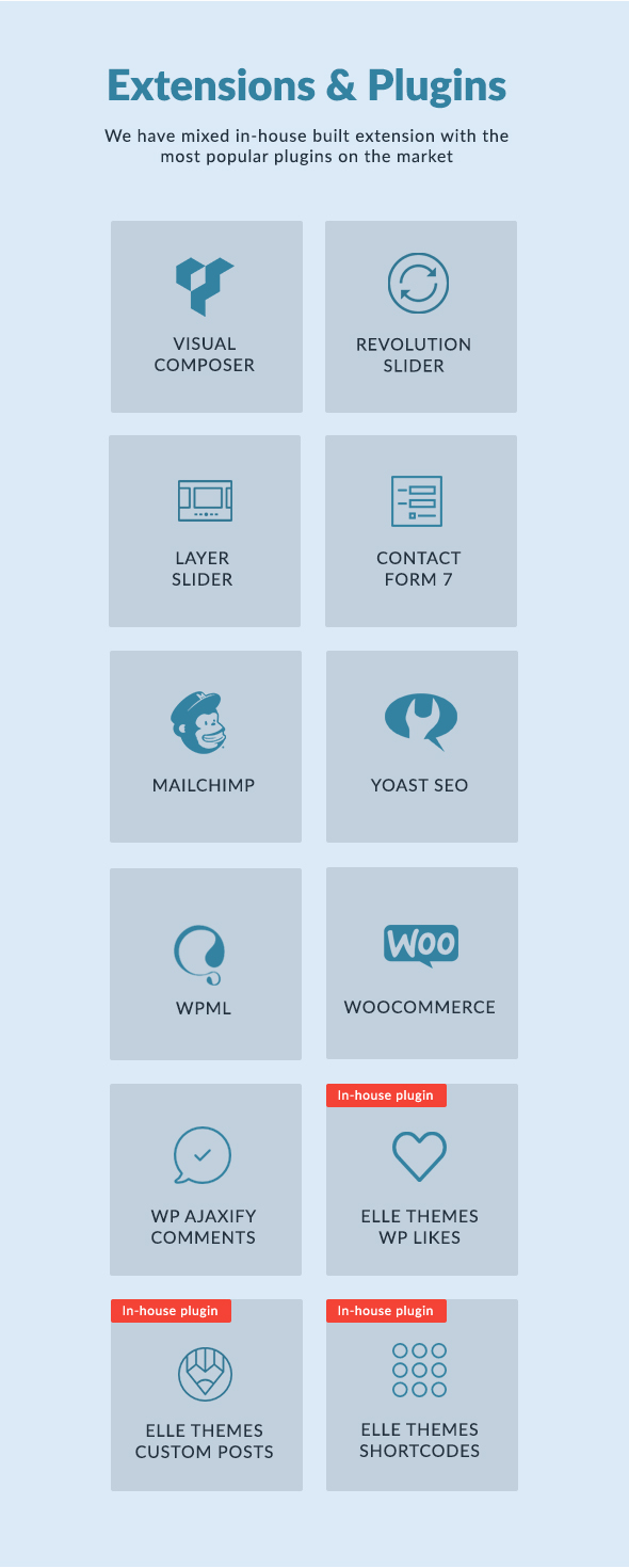 The Simple - Business WordPress Theme - 10