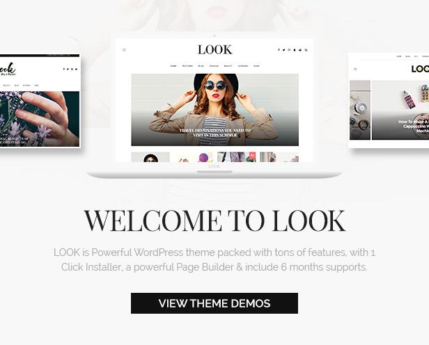 انظر: Minimal Magazine and Blog WordPress Theme - 2