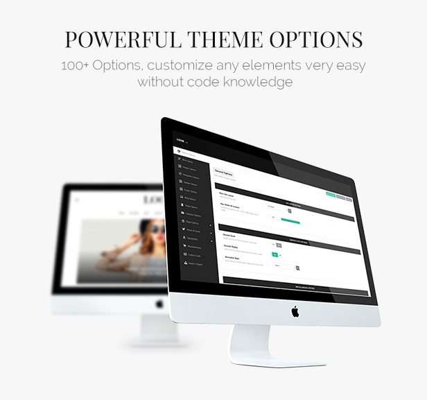 انظر: Minimal Magazine and Blog WordPress Theme - 7