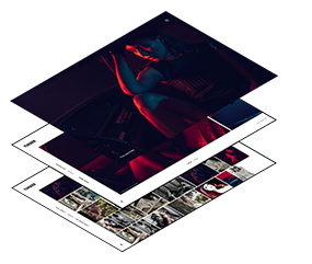 TIMBER - سمة WordPress للتصوير الفوتوغرافي غير عادية - 3
