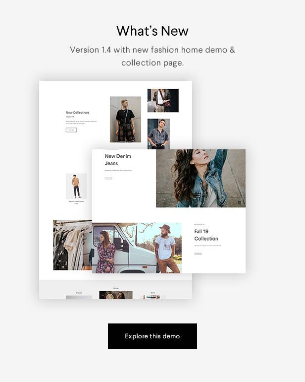 هالينا |  الحد الأدنى والحديث لموضوع WordPress للتجارة الإلكترونية - 1