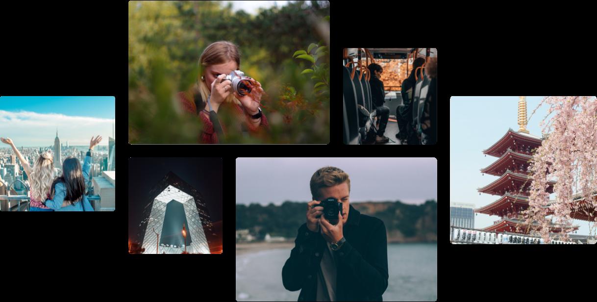 موضوع سوق التصوير الفوتوغرافي توك